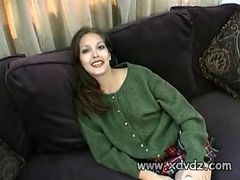 Young Jenna Haze Does An Awesome Casting Shoot Where She Strips tube porn video