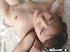 Cute japanese schoolgirl gives amazing part3 tube porn video