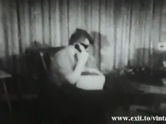 Amateur Vintage 1922 with Hairy housewife tube porn video