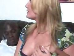 Three Blacks for White Mom tube porn video