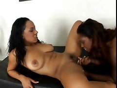 Black Lesbians Eating Each Other tube porn video