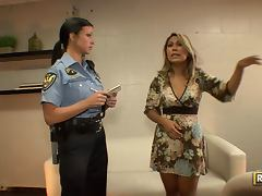 Police officer Jewels Jade laid tube porn video