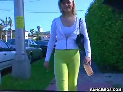 Green Tights Camel tube porn video