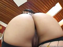 Bobbi Starr Gets Anally Smashed While Wearing Hot Lingerie tube porn video