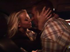 Getting a Taste of Spectacular and Lustful Blonde MILF Carolyn Reese tube porn video