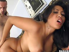Hot Moaning With The Asian Babe Jessica Bangkok tube porn video