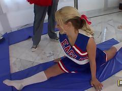 Briana Blair Enjoys Training And Stretching tube porn video