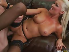 Horny Blonde MILF Diana Doll In Search For a Big Cock To Get Fucked tube porn video
