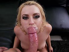 Lexi Belle big cock hardcore tube porn video