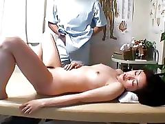 Busty Japanese Babe Gets a Sexy Massage and a Hot Fuck tube porn video