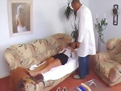 Susana De Garcia is thoroughly examined by a doctor CSp tube porn video