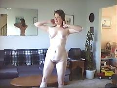 Older Home Strip tube porn video