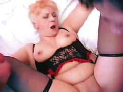 Milf Nicole takes part in a cluster again tube porn video