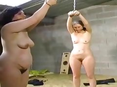 German BDSM tube porn video