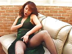 Just for herself tube porn video