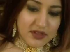 Arabian princess rides white cock and loves anal tube porn video
