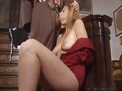 Vintange french porntar tube porn video