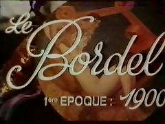 Le bordel french vintage tube porn video