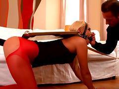 Ivana Sugar in the hardcore BDSM scene tube porn video
