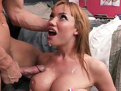 Johnny Sins is fucking slutty beauty Maya Hills tube porn video