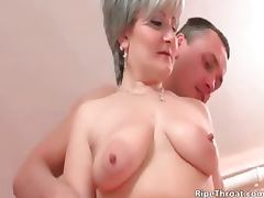 Mature Big Tits videos. Sweet busty mature with juicy ass and pussy