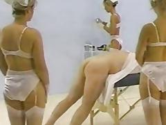 Strapon punishment 2 tube porn video