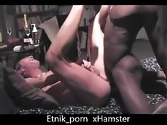 South African Interracial Bareback Fuck 2 tube porn video
