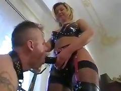 Sadolily strapon femdom tube porn video