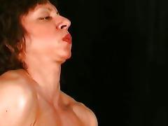 AlexisShinyNudeMuscles tube porn video