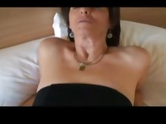 Nice ass saggy mature tube porn video
