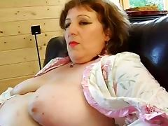 FRENCH MATURE n52a anal bbw mom threesome with 2 younger men tube porn video