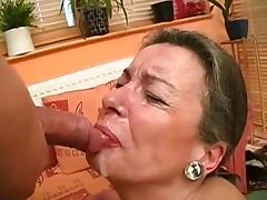 Granny has a new Boyfriend tube porn video
