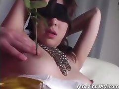 Blindfolded asian babe gets fucked part5 tube porn video
