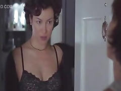 Gina Gershon and Jennifer Tilly Bound tube porn video