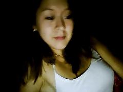 Indonesian Girl Loves To Tease On Webcam tube porn video