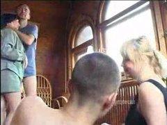Russian Swingers tube porn video
