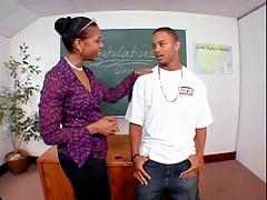 Big Black Booty Teacher Ms Semmie Savanna tube porn video
