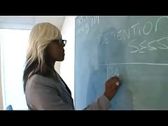 Big Black Booty Teacher Ms Loli Pop tube porn video