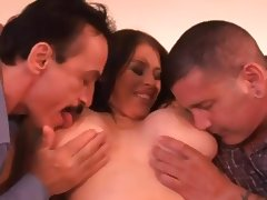 Daphne Rosen Gets Dp'd tube porn video