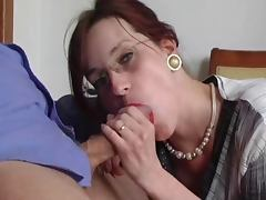 Mature russian in stockings tube porn video