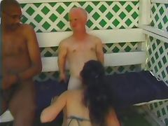 Black Orgies videos. All black orgy with tight pussy pounding and cock sucking