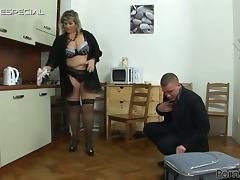 Swollen Pussies videos. Girl gets her pussy pumped and her swollen cunt is fucked hard