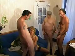 French aged group fucked tube porn video
