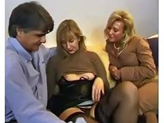 German Matures videos. Aged German experienced women show art of pussy eating, cock sucking and riding dicks