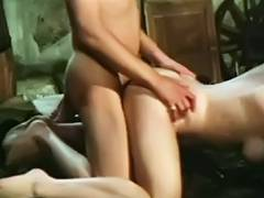 Classic British Older Stevie Shares Daughter With Couple tube porn video