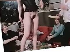 Vintage Danish Sex Party tube porn video