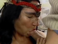 Old Granny BBW Crazy Gypsy tube porn video