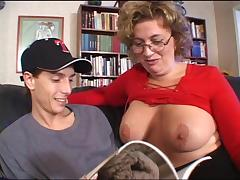 Older Milf Teaches Boy About Whoring tube porn video