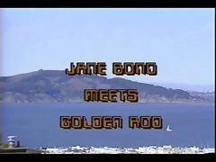 Jane Bond Meets Golden Rod - 1987 tube porn video