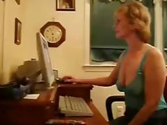 granny on livecam tube porn video